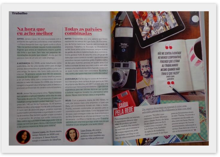 16 - Entrevista da Lígia na resvista Gloss - 08 04 2013